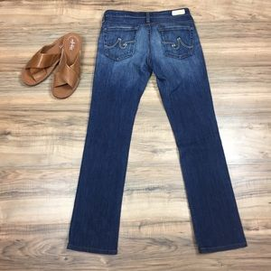 Ag Adriano Goldschmied Jeans - AG Slim Boot Jeans